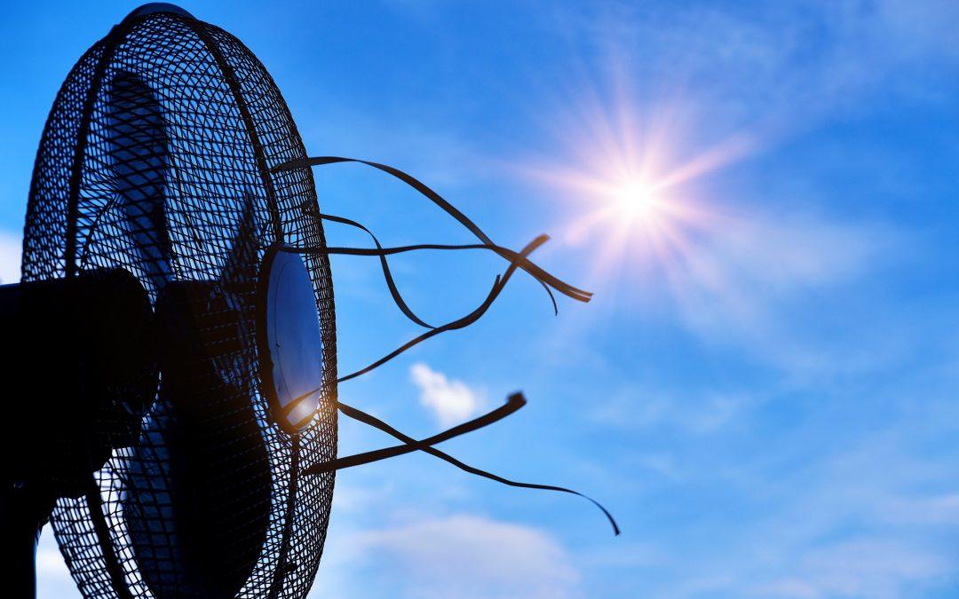 Sommer, Sonne, Hitze –  Arbeiten bei über 30°